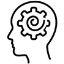 Hilton Health Psychologist Icon